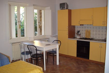Appartement à partir du 01 oct. 2018 (Via Vallerozzi, Siena)