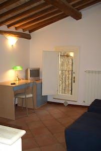 Studio for rent from 01 Aug 2017  (Via Vallerozzi, Siena)