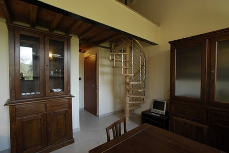 Apartment for rent from 01 Jul 2018 (Via Fiorentina, Siena)