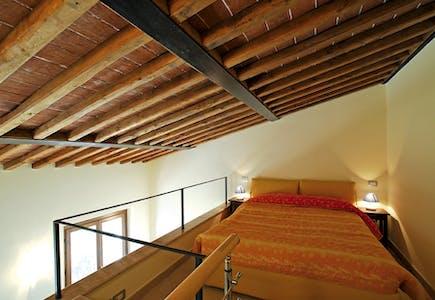 Appartement te huur vanaf 01 aug. 2018 (Via Fiorentina, Siena)