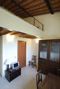 Appartement te huur vanaf 01 nov. 2020 (Via Fiorentina, Siena)