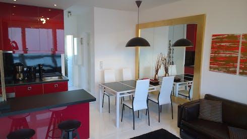 Appartement te huur vanaf 01 May 2019 (Freisinger Straße, Berlin)