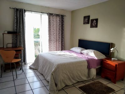 Private room for rent from 21 Feb 2020 (Del Quijote, Zapopan)