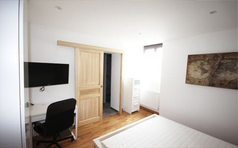 Room for rent from 27 May 2018 (Rue Jean Jaurès, Croix)