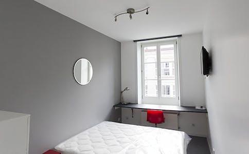 Kamer te huur vanaf 21 mei 2018 (Rue Gustave Simon, Nancy)