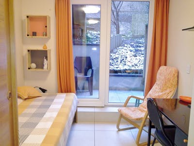 Private room for rent from 14 Dec 2018 (Rue Darchis, Liège)
