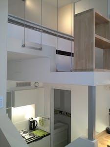 Apartamento de alquiler desde 18 jul. 2018 (Rue Darchis, Liège)