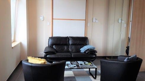 Appartement te huur vanaf 20 jul. 2018 (Rue Darchis, Liège)