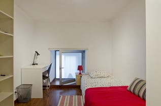 Private room for rent from 01 Jul 2019 (Rua Cidade de Manchester, Lisbon)
