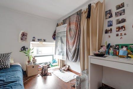 Habitación de alquiler desde 01 sep. 2018 (Rua Cidade de Manchester, Lisbon)
