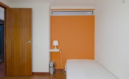 Kamer te huur vanaf 01 jul. 2018 (Rua Cidade de Manchester, Lisbon)