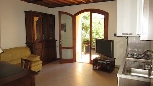Apartment for rent from 01 May 2017  (Via Fiorentina, Siena)