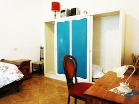 Appartement te huur vanaf 01 jul. 2019 (Via Napoli, Pisa)