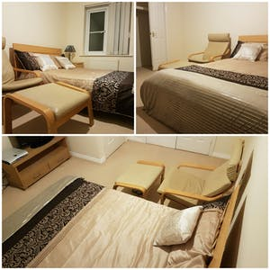 Private room for rent from 07 Apr 2020 (Sachfield Drive, Chafford Hundred)