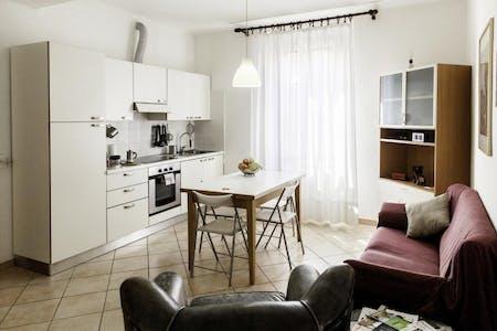 整套公寓租从08 Jun 2019 (Via Giuseppe Mazzini, Bologna)