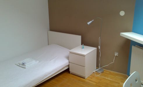 Room for rent from 13 Jul 2018 (Dalmatinova ulica, Ljubljana)