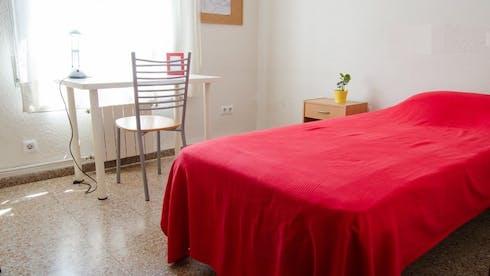 Zimmer zur Miete von 18 Juli 2018 (Carrer de Rodríguez de Cepeda, Valencia)