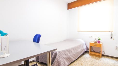 Room for rent from 17 Jan 2018 (Carrer de Pere Aleixandre, Valencia)