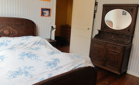 Room for rent from 01 Jan 2018  (Rue Claude Lorrain, Lille)