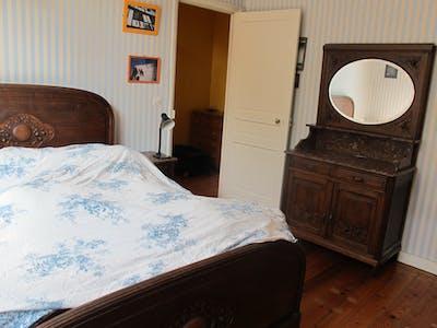 Habitación de alquiler desde 01 ene. 2018  (Rue Claude Lorrain, Lille)