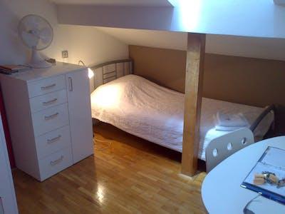 Room for rent from 23 Feb 2019 (Dalmatinova ulica, Ljubljana)