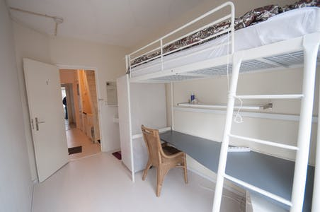 Private room for rent from 02 Aug 2020 (Zoutziedersstraat, Rotterdam)