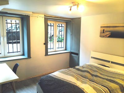 Room for rent from 01 Mar 2019 (Avenue Milcamps, Schaerbeek)