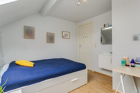 Private room for rent from 01 Feb 2020 (Avenue Milcamps, Schaerbeek)