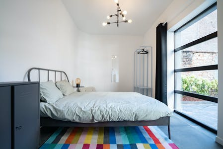 Private room for rent from 01 Feb 2020 (Rue Mercelis, Ixelles)