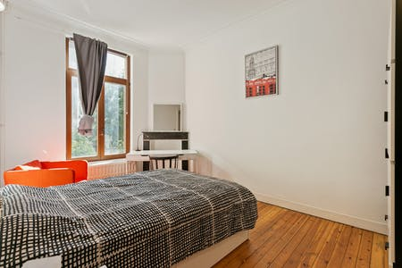 Habitación privada de alquiler desde 02 ene. 2099 (Rue Bordiau, Brussels)