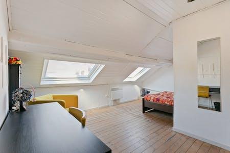 Habitación privada de alquiler desde 01 feb. 2020 (Rue Bordiau, Brussels)