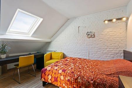Habitación privada de alquiler desde 01 sep. 2019 (Rue Bordiau, Brussels)