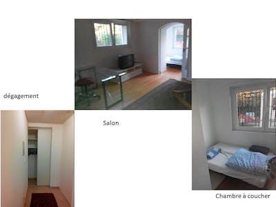 Apartment for rent from 02 Jun 2019 (Avenue du Général de Gaulle, Eckbolsheim)