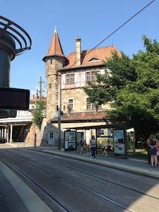 Studio for rent from 25 Jun 2017  (Square de l'Aiguillage, Strasbourg)