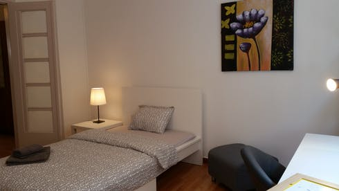 Private room for rent from 15 Sep 2021 (Kipselis, Athens)