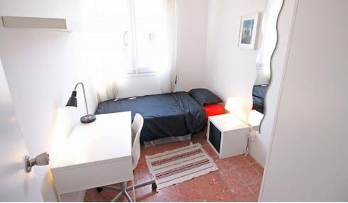 Room for rent from 01 Mar 2019 (Avinguda de Gaudí, Barcelona)