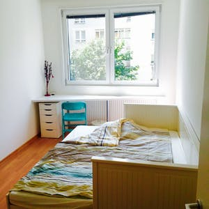 Private room for rent from 19 Jul 2019 (Marxergasse, Vienna)
