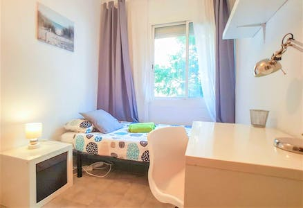 Room for rent from 01 Feb 2019 (Avinguda de Gaudí, Barcelona)