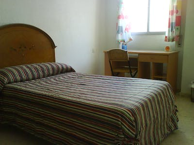 Private room for rent from 01 Feb 2020 (Calle Ceuta, Murcia)