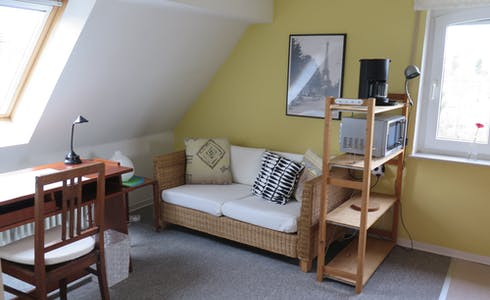 Appartement te huur vanaf 01 ene. 2018 tot 30 jun. 2018 (Unterm Kolm, Bochum)