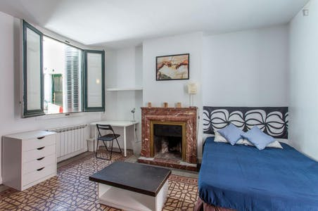 Room for rent from 01 Jul 2018 (Calle Concepción Jerónima, Madrid)