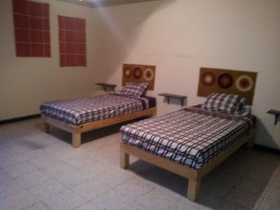 Shared room for rent from 17 Feb 2019 (Calle Santa Mónica, Guadalajara)