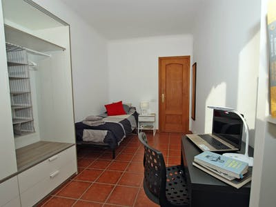 Room for rent from 21 Nov 2018 (Carrer d'Alonso Cano, Cerdanyola del Vallès)