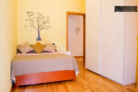 Room for rent from 01 Jun 2018 till 01 Sep 2019 (Calle Mesonero Romanos, Madrid)