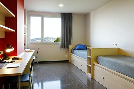 Shared room for rent from 01 Feb 2020 (Passeig dels Castanyers, Barcelona)