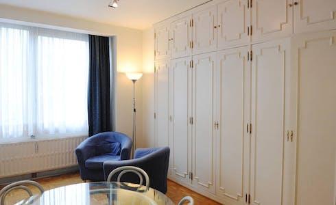Stanze in affitto a partire dal 27 dic 2017  (Boulevard de la Cambre, Brussels)