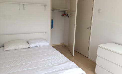 Room for rent from 18 Feb 2018  (Van Het Hoffstraat, Wageningen)