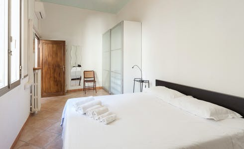 Apartment for rent from 01 Jul 2018 (Via Ghibellina, Florence)