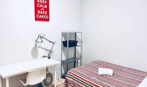 Privatzimmer zur Miete von 01 Jul 2020 (Calle Porvenir, Sevilla)