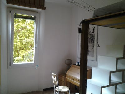 Private room for rent from 01 Aug 2020 (Via Carlo Rusconi, Bologna)